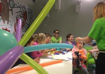 balonowe wyzwanie inca play