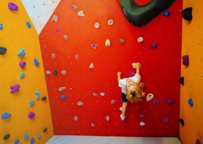 ścianka wspinaczkowa inca play
