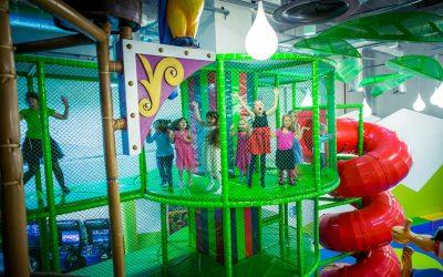 Sala zabaw – galeria