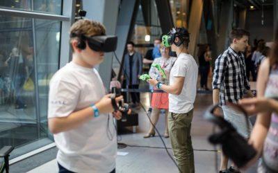Urodziny z Virtual Reality