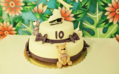 Jaki tort wybrać na przyjęcie urodzinowe?