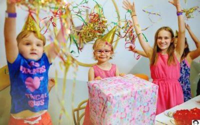 Organizacja urodzin dla dziecka w tygodniu czy w weekend?
